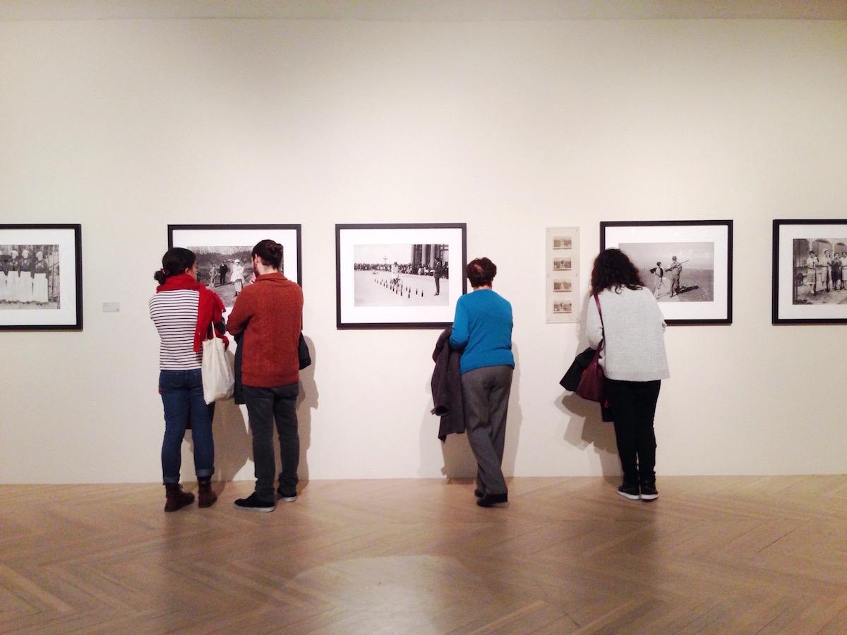 Exposición de Ricardo Martín