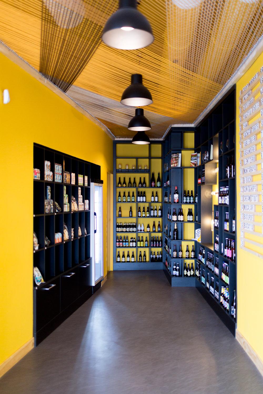 Kainabikaina craft beer shop