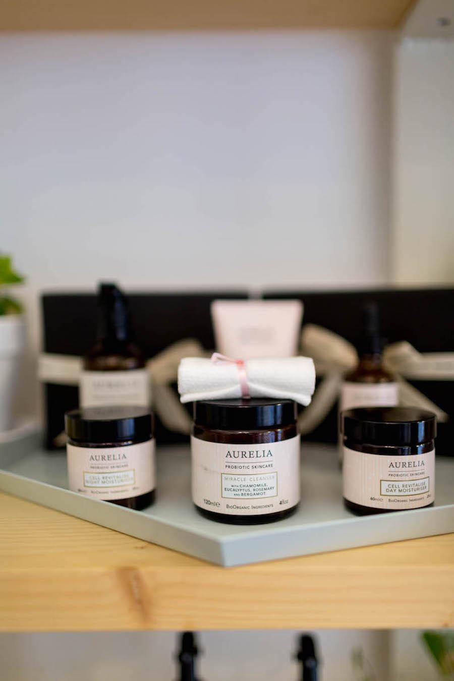 Productos de bella orgánicos que puedes encontrar en Hunky Dory Laboratory