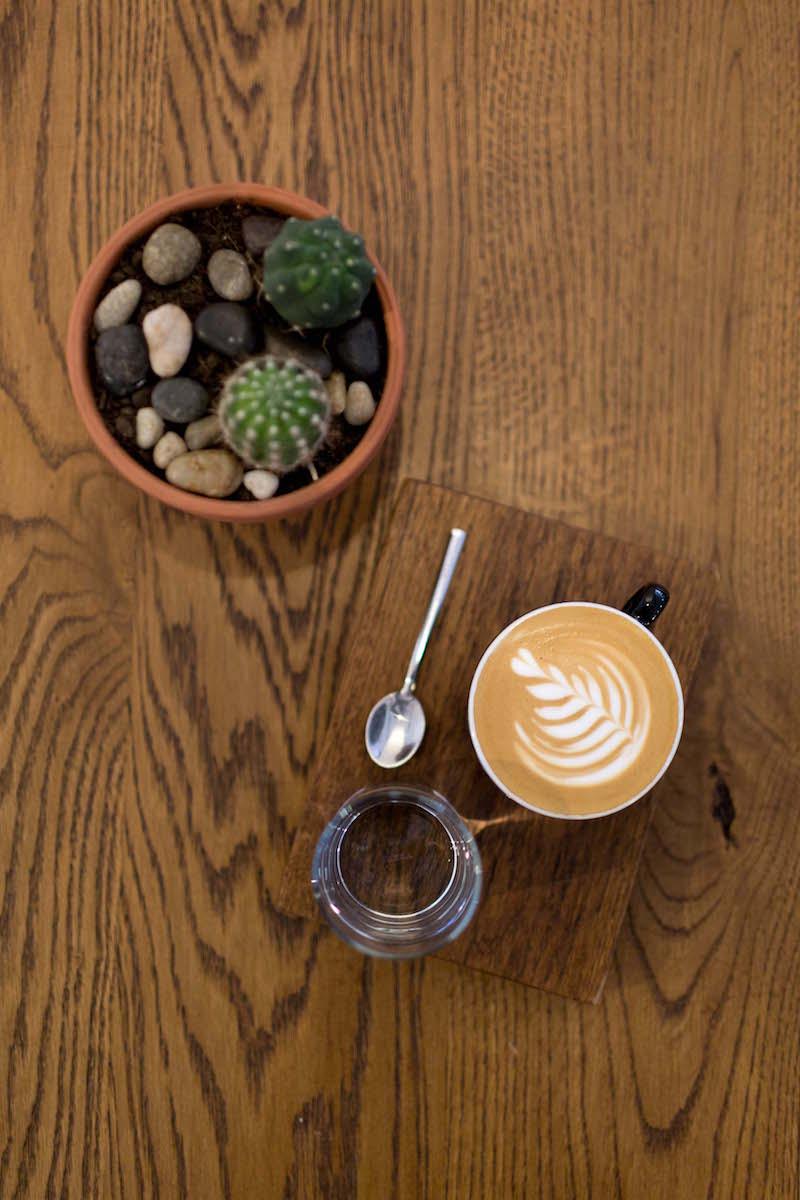 El mejor cafe de Donostia y el más fresco
