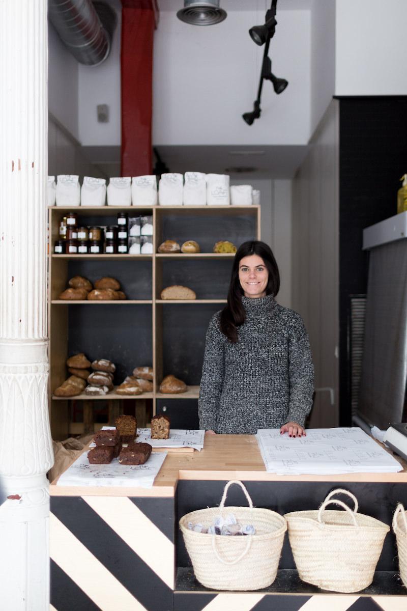 The Loaf panadería artesanal en San Sebastián