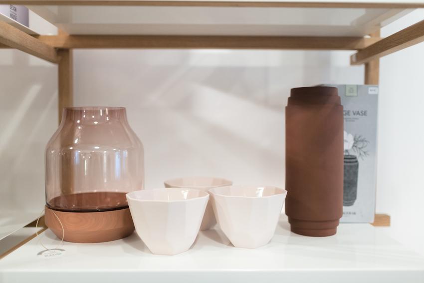 Objetos minimalistas para decorar en Kado