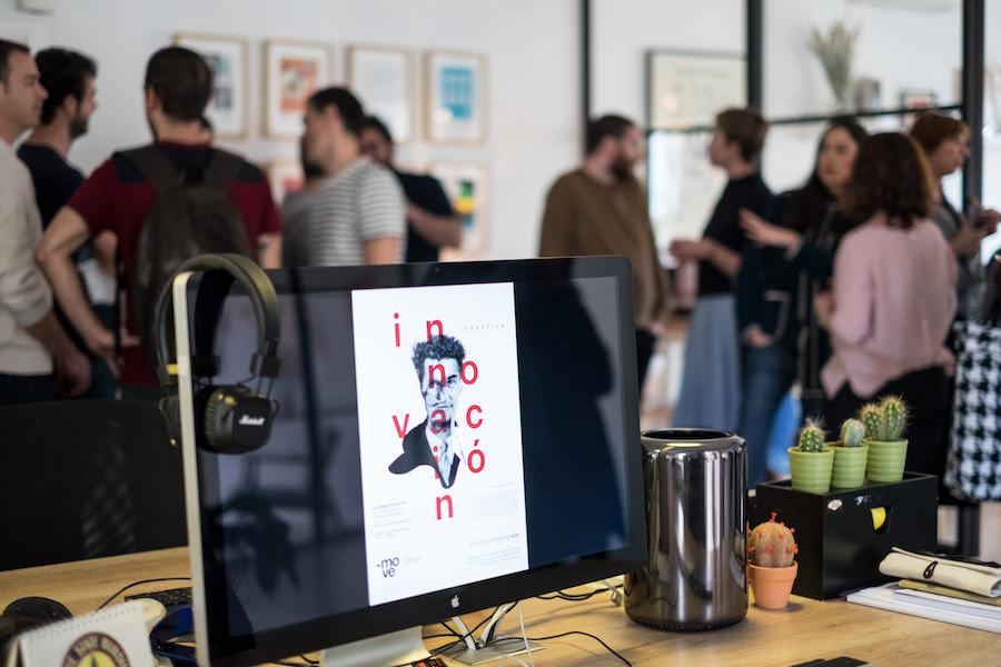 Connective Branding Talk entorno a la innovación creativa