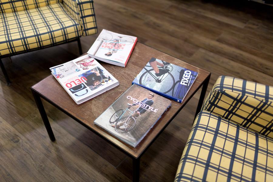 Revistas sobre ciclismo
