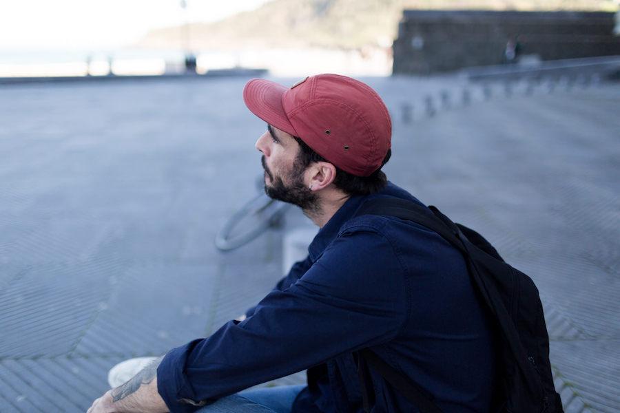 Marc Pe, ilustrador y diseñador gráfico que vive en San Sebastián
