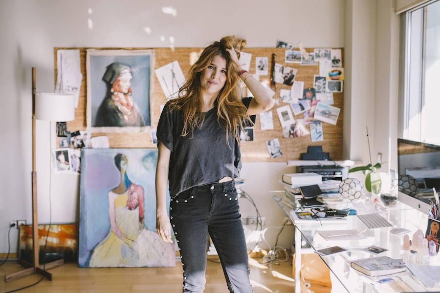 Entrevista a Carolina Otaduy, diseñadora de vestidos de novia